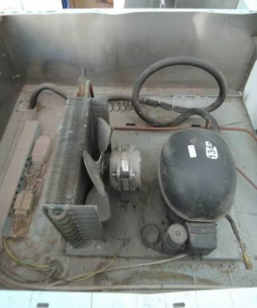 Фото 4 наши работы по обслуживанию холодильного оборудования