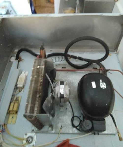 Фото 5 наши работы по обслуживанию холодильного оборудования
