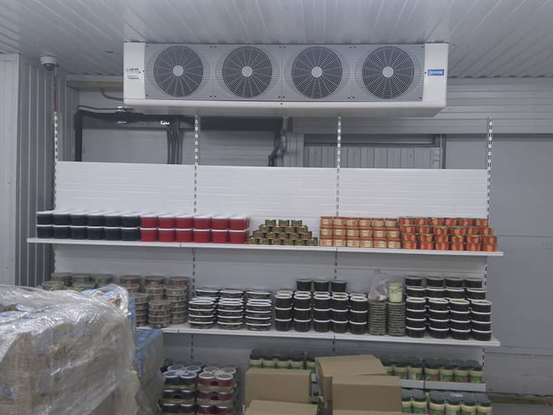 Фото монтаж холодильного оборудования