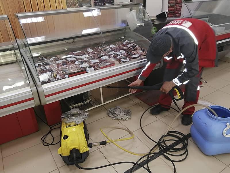 Фото обслуживание холодильного оборудования