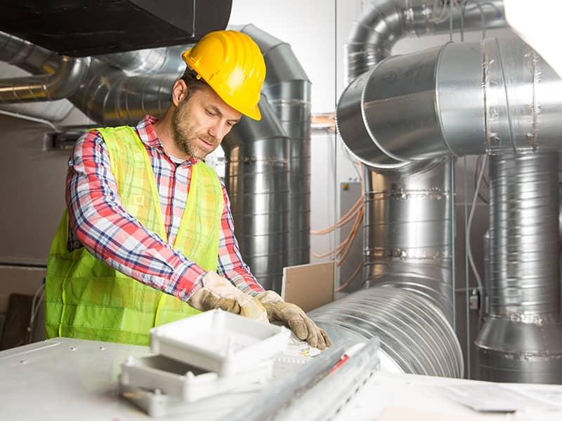Фото обслуживание систем вентиляции