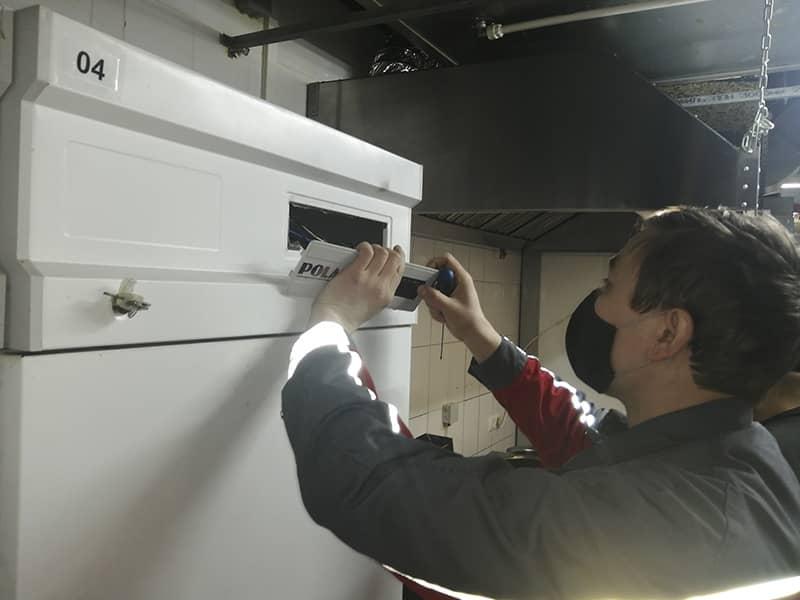 Фото ремонт холодильного оборудования