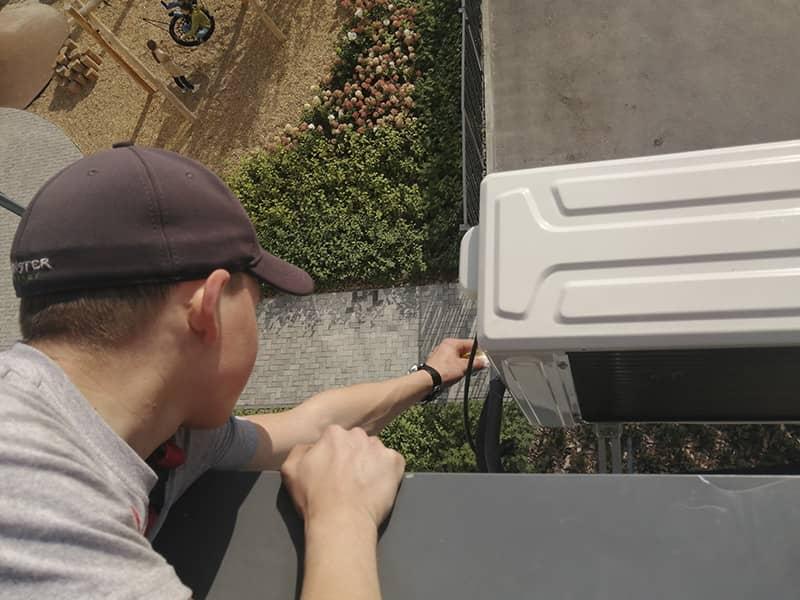 Фото ремонт кондиционеров