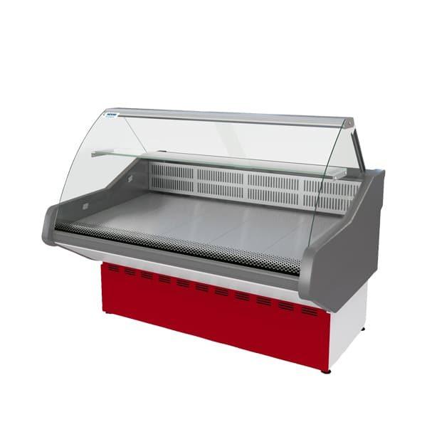 Фото холодильная витрина Илеть new ВХС-1,8