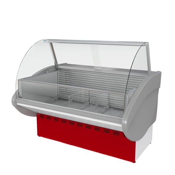 Фото холодильная витрина Илеть ВХН-1,5