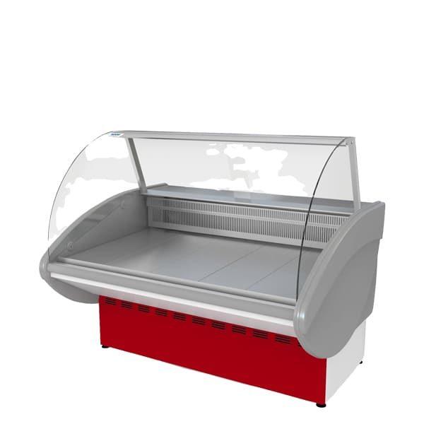 Фото холодильная витрина Илеть ВХС-1,2 динамика