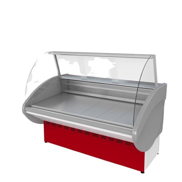 Фото холодильная витрина Илеть ВХС-2,1 динамика