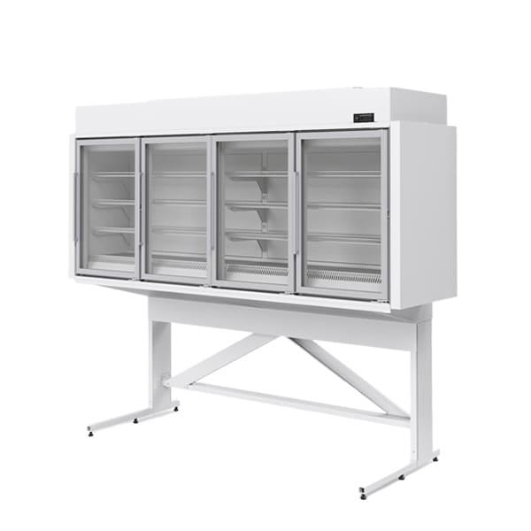 Фото холодильная витрина Милан ВХНп-1,25