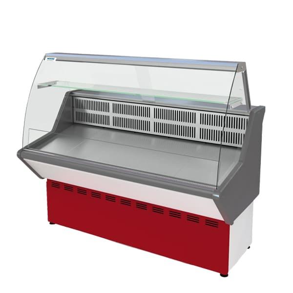 Фото холодильная витрина Нова ВХС-1,8