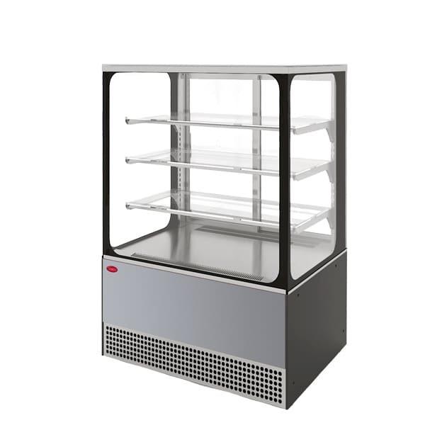 Фото холодильная витрина Veneto VS-0,95 Cube (нерж.)
