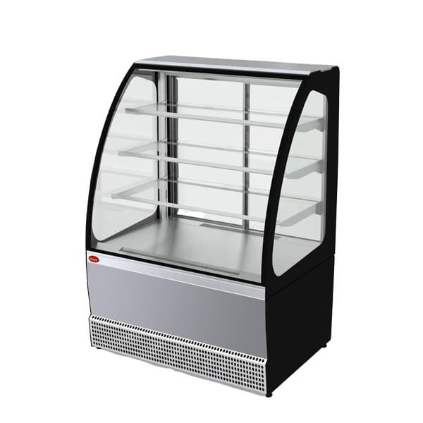 Фото холодильная витрина Veneto VS-0,95 (нерж.)