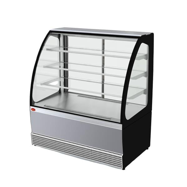Фото холодильная витрина Veneto VS-1,3 (нерж.)