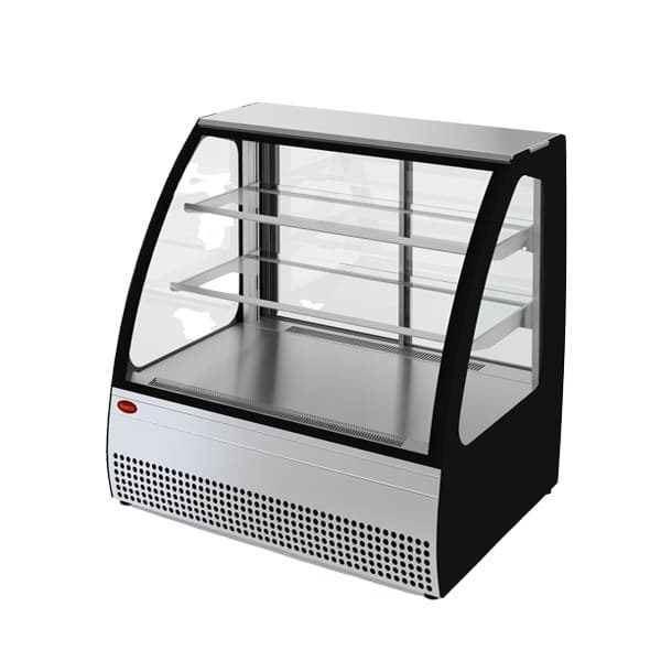 Фото холодильная витрина Veneto VSn-0,95 (нерж.)
