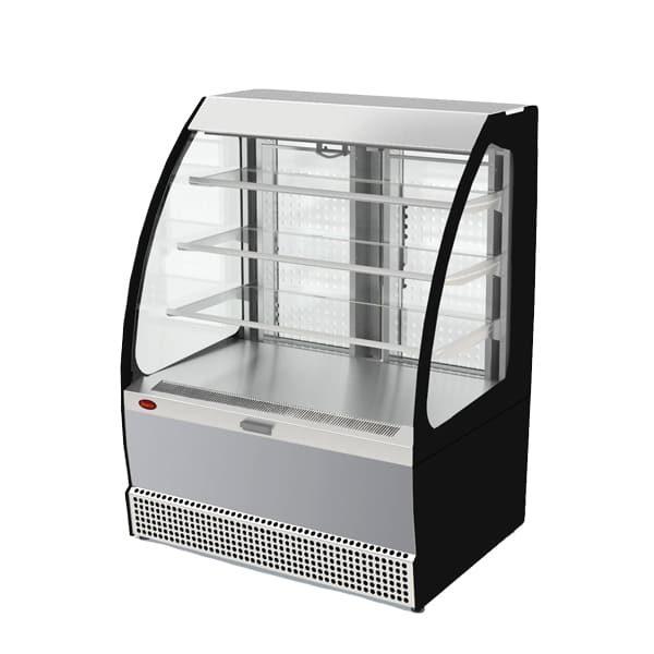 Фото холодильная витрина Veneto VSo-0,95 (нерж.)