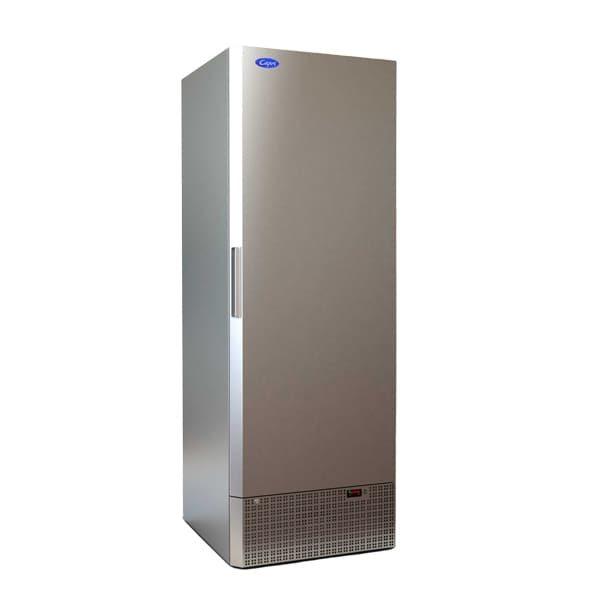 Фото холодильный шкаф Капри 0,7М (нержавейка)