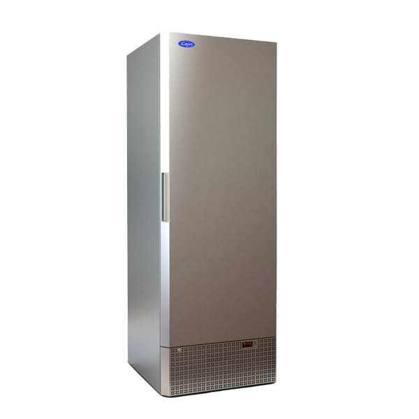 Фото холодильный шкаф Капри 0,7УМ (нержавейка)
