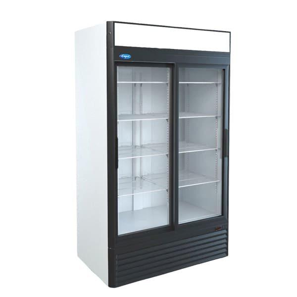 Фото холодильный шкаф Капри 1,12СК Купе