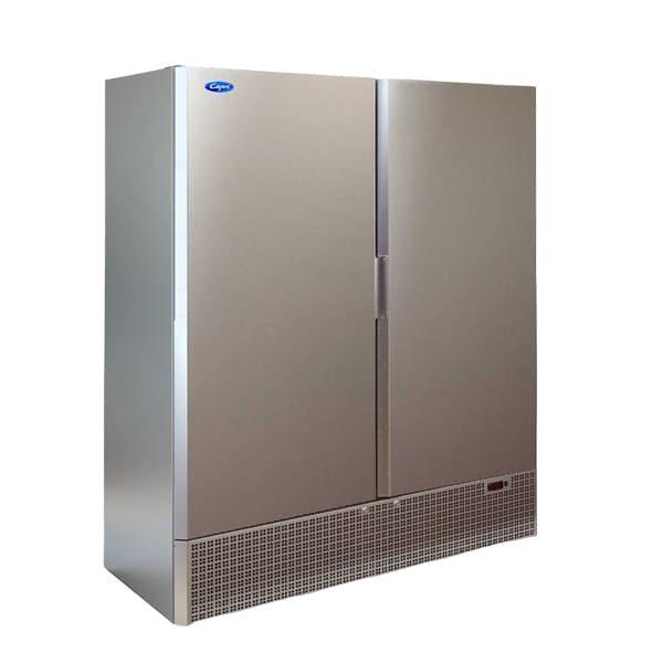 Фото холодильный шкаф Капри 1,5М (нержавейка)