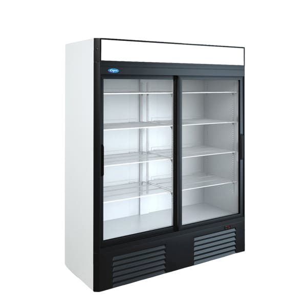 Фото холодильный шкаф Капри 1,5СК Купе статика
